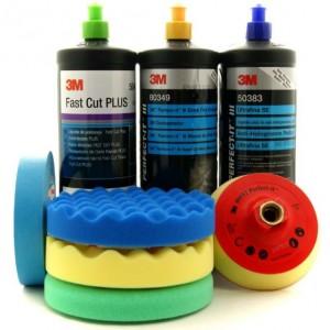3M autóápolási termékek