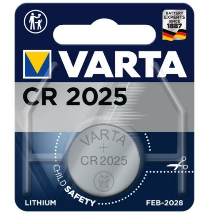 CR2025 elem