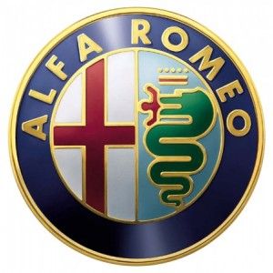 Alfa Romeo gumiszőnyeg