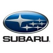 Subaru gumiszőnyeg