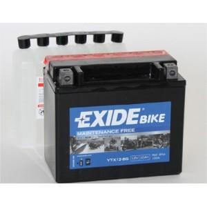 Exide motor akkumulátor