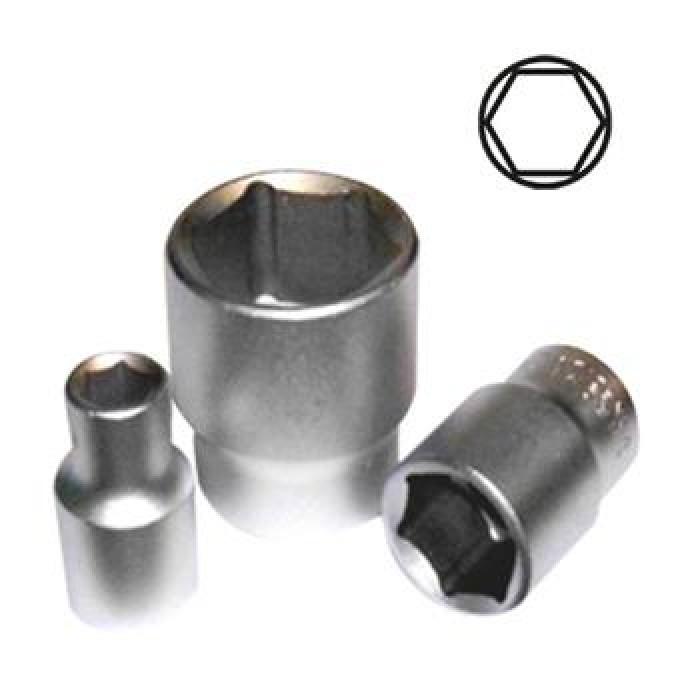 """Dugókulcs 10 mm 1/2"""" hatlap"""