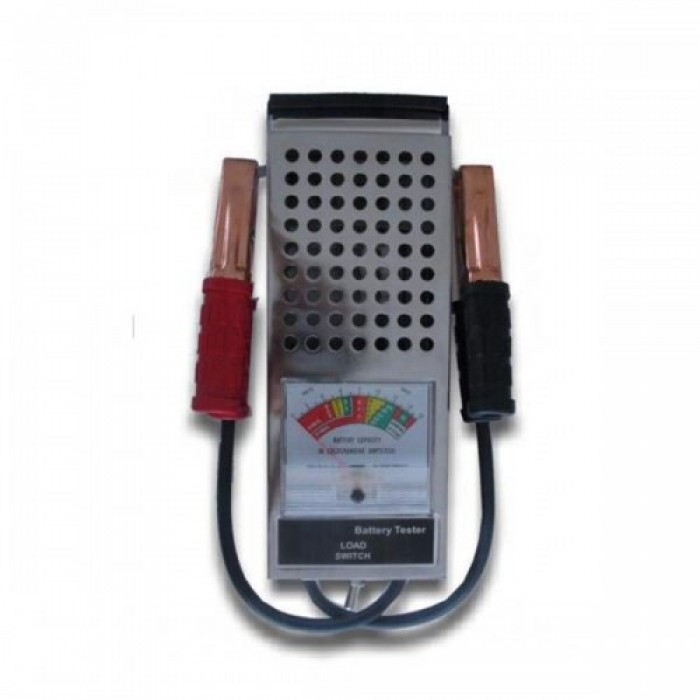 Akkumulátor terhelő villa 12V
