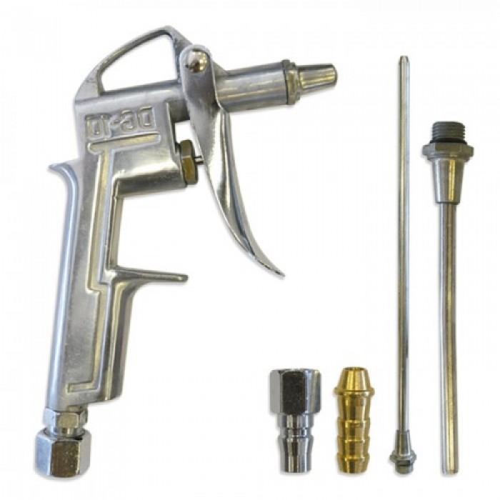 Lefuvató pisztoly
