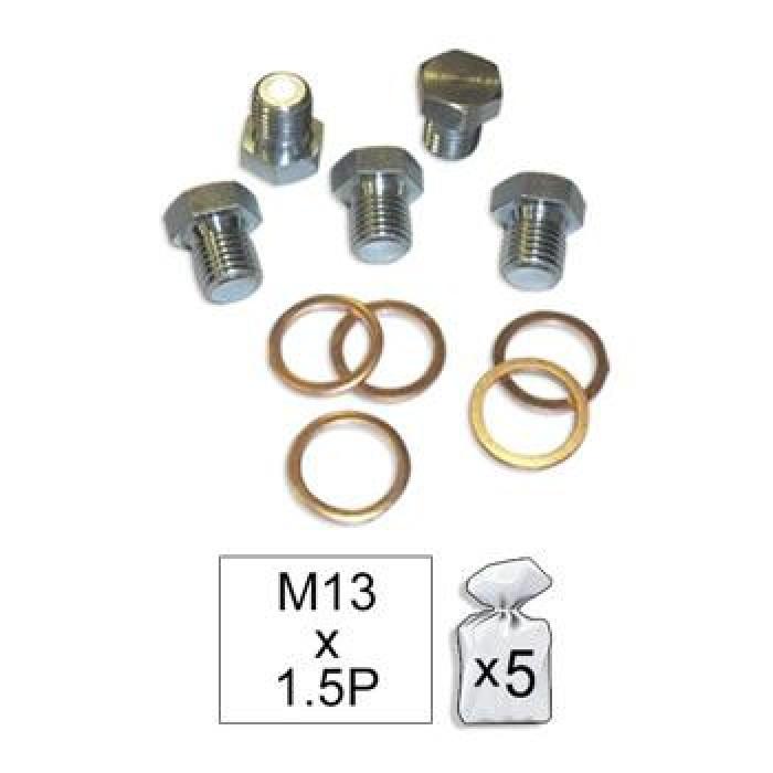 Menetjavító készlet M13x1,5 5d