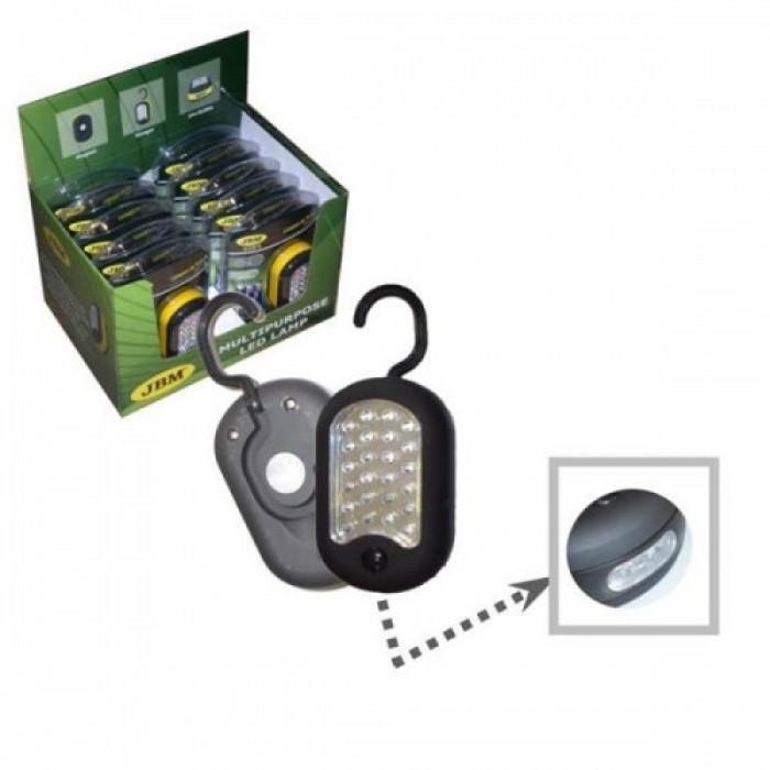 Mini lámpa 24Led, Fényáram [lum] : 30