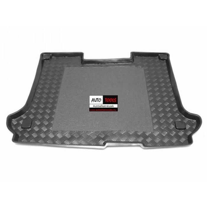 FIAT DOBLO PANORAMA 02-10 Méretpontos csomagtértálca