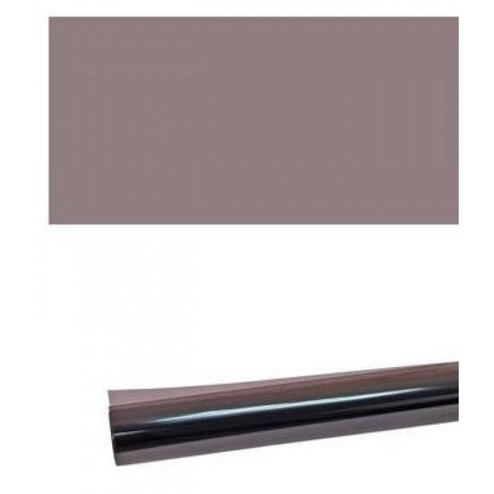 Ablakfólia világos fekete 75x300cm