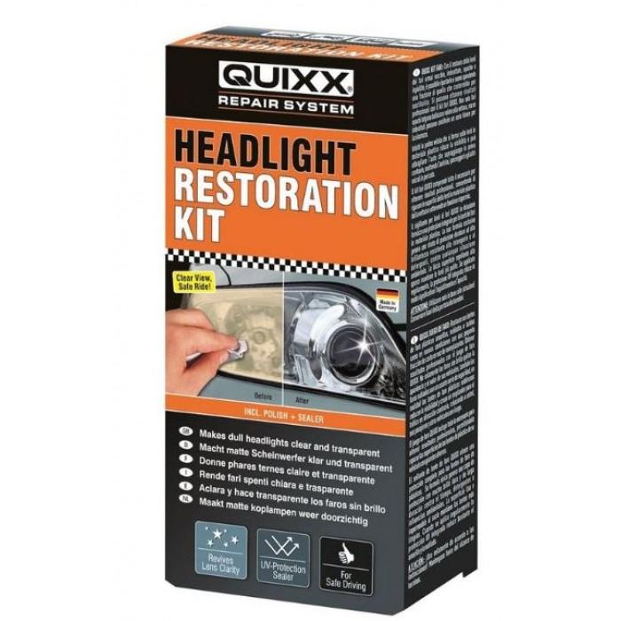 Quixx fényszóró polírozó készlet