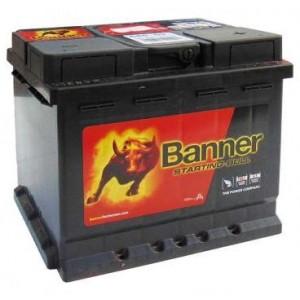 Banner Starting Bull 45ah 400A J+