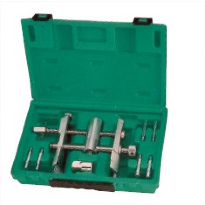 Kerékcsapágy rögzítő kulcs, állítható, 6-8-12 lap 49-143mm
