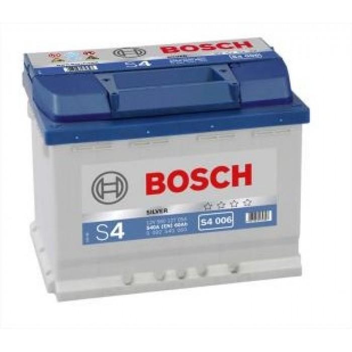 Akkumulátor Bosch S4 60ah B+
