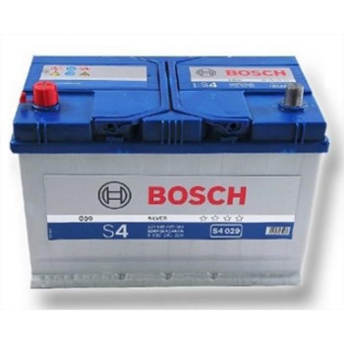Akkumulátor Bosch Ázsia S4 95ah B+
