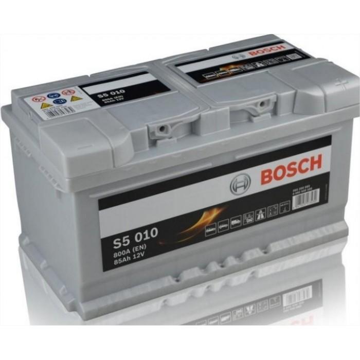 Akkumulátor Bosch S5 85ah J+