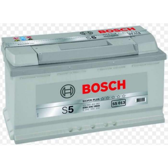 Akkumulátor Bosch  S5 110Ah J+