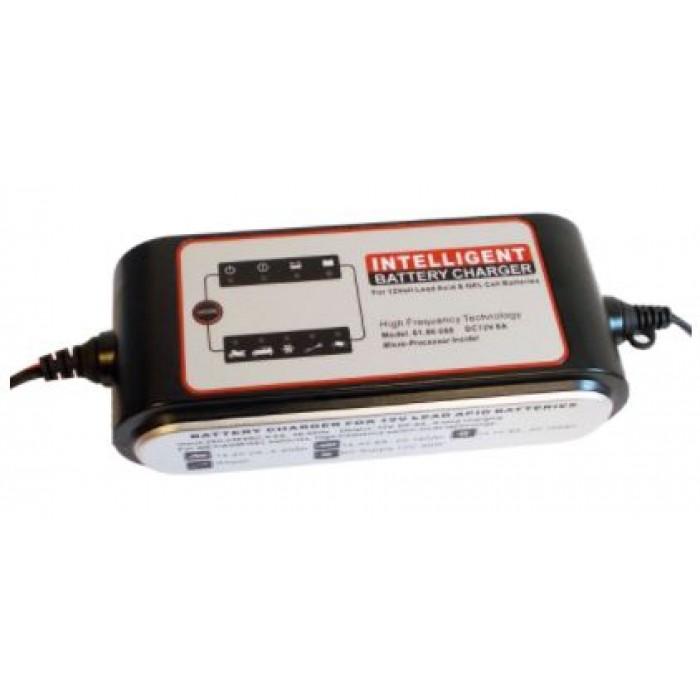 Carstel 8A akkumulátor töltő