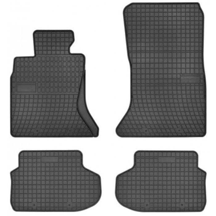 BMW F10 / F11 méretpontos gumiszőnyeg garnitúra