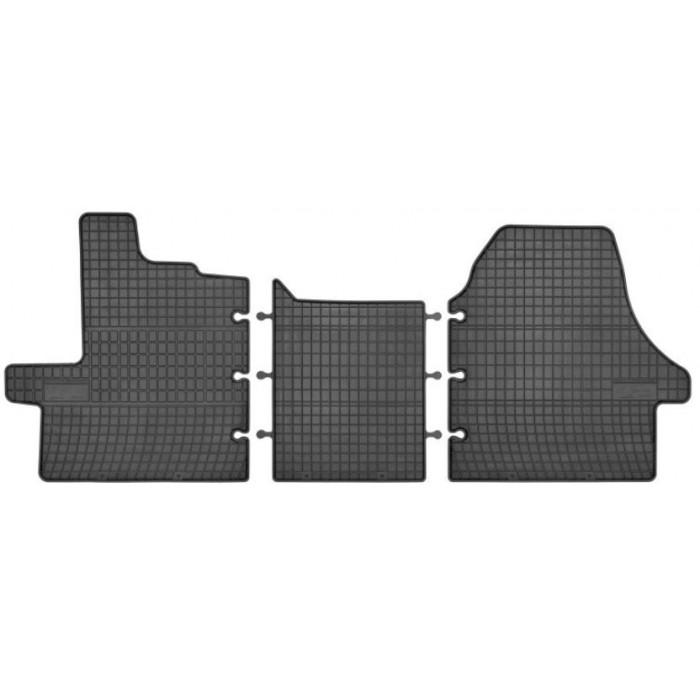 Citroen Jumper II  méretpontos gumiszőnyeg garnitúra