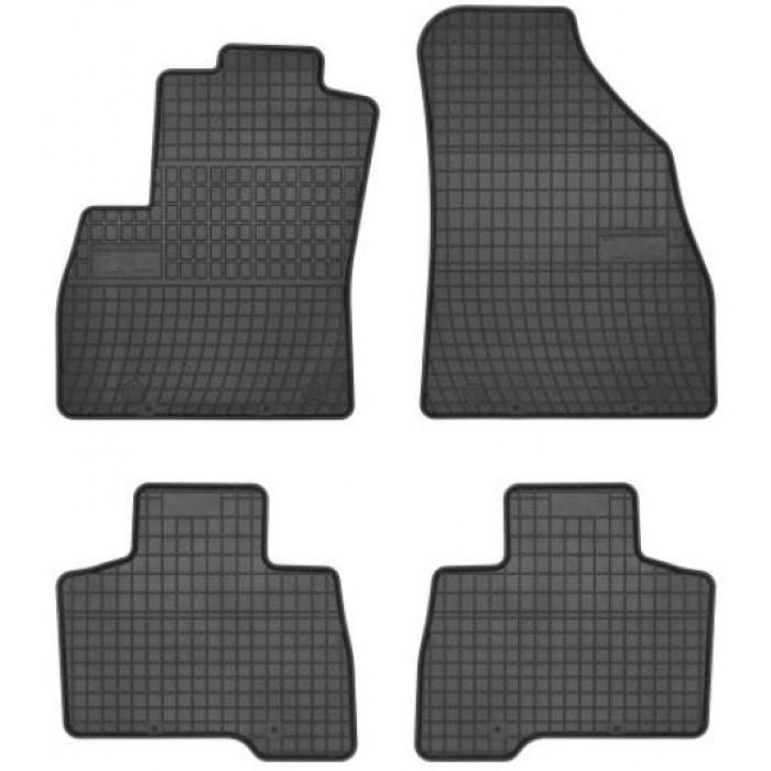 Fiat Fiorino méretpontos gumiszőnyeg garnitúra 4db-os