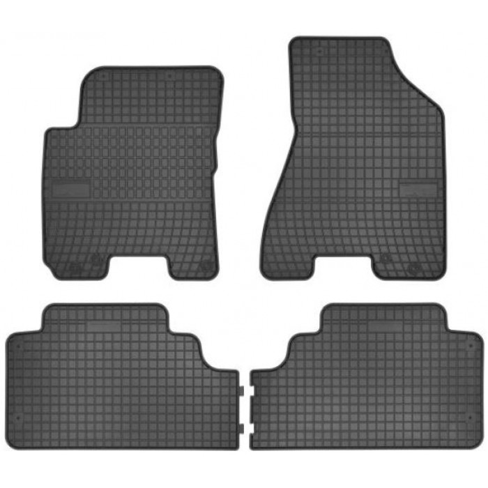 Kia Sportage II méretpontos gumiszőnyeg garnitúra