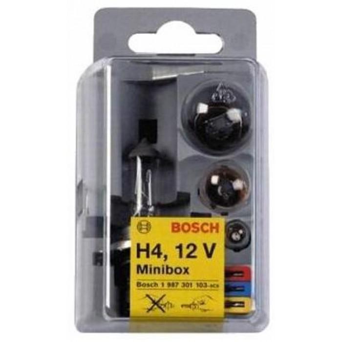 Izzókészlet H4 Bosch
