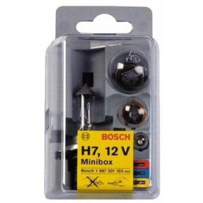 Izzókészlet H7 Bosch