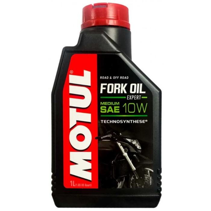 Motul Fork oil Expert Medium 10w villaolaj