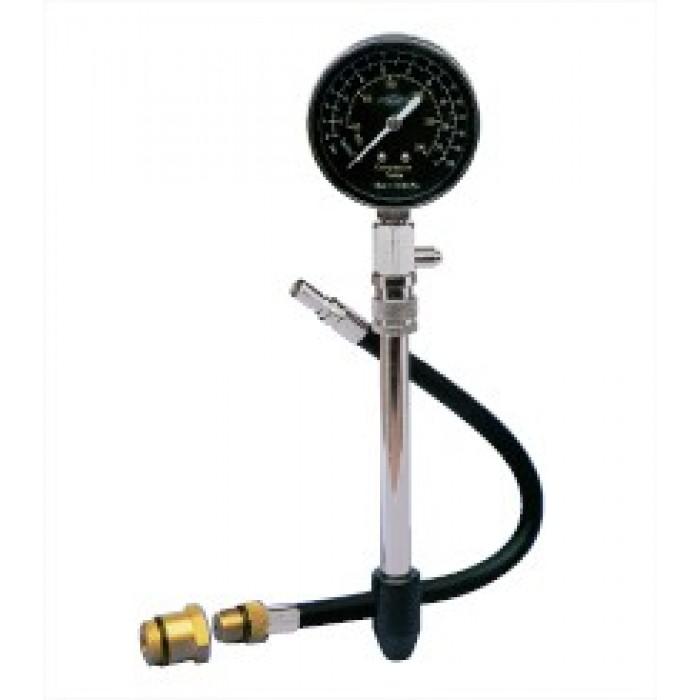 Kompressziómérő  benzines + fix szár