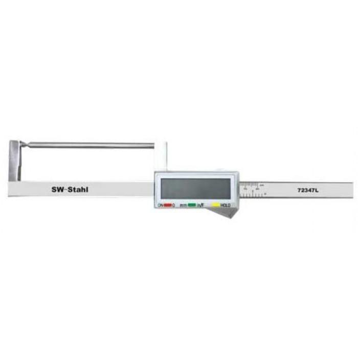 Féktárcsa vastagságmérő digitális