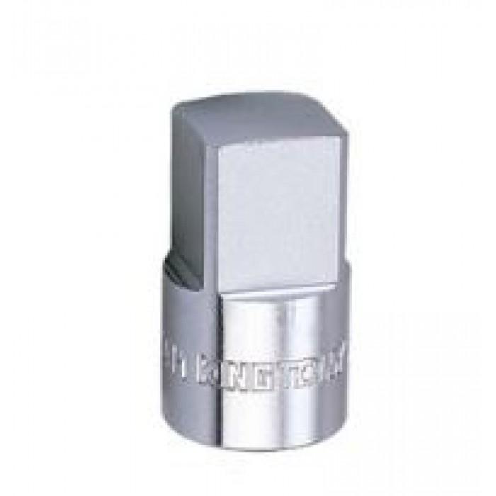 Négyszög dugó 1/2 9.5mm