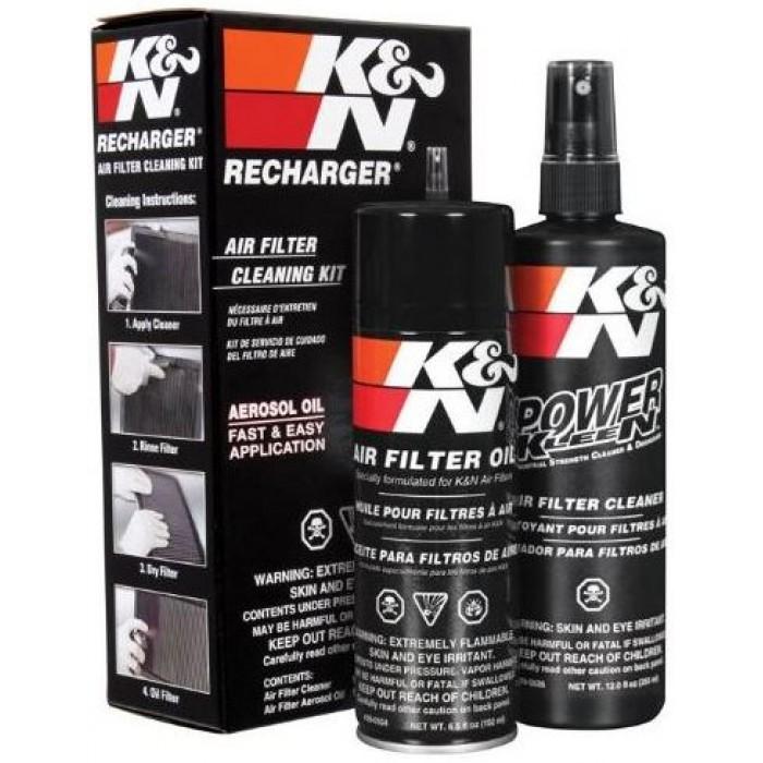K&N légszűrő tisztító szett